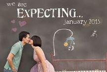 Bump2baby ★ zwangerschap aankondigen /  Je bent zwanger. En dat wil je op een leuke, verrassende manier vertellen. Er zijn super veel leuke manieren om je zwangerschap aan te kondigen!