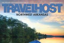 TRAVELHOST of Northwest Arkansas / #1 Travel & Destination Magazine for Northwest Arkansas / by TravelHost