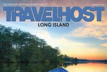 TRAVELHOST of Long Island, NY / #1 Travel & Destination Magazine for Long Island, NY  / by TravelHost