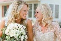 Mother-of-the-Bride Guide / Beautiful dresses & shoes, lovely hairstyles, and cute gift ideas: this board is full of inspiration to make sure Mom looks her best on your big day.  / by Younkers