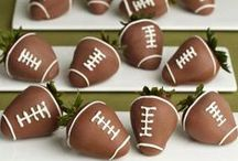 Game Day / Our picks for team-themed décor, crowd pleasing appetizers, and football sweets guaranteed to score a touchdown.  / by Younkers