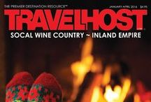 TRAVELHOST of Inland Empire / #1 Travel & Destination Magazine for Inland Empire California / by TravelHost