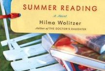 All Things Summer / Books to read this summer.