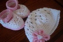 Baby crochet / The patterns I have purchased from etsy.