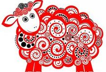 Signare ♥ Chinese New Year / Year of the Sheep
