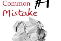 Series: Most Common Writing Mistakes