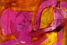 Willem de Kooning / Pin anything you like. No pin limits.