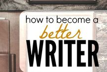Writer's Forum! / Share pins on writing here with other writers! Comment to join.