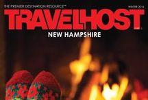 TRAVELHOST of New Hampshire / #1 Travel & Destination Magazine for New Hampshire / by TravelHost
