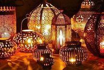 Lanternas criativas