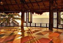 YOGA RETREATS & HOLIDAYS / Yoga retreats and yoga holidays all over the world.