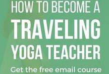 HAPPY YOGA TRAVELS / Everything for a happy & healthy lifestyle: travel, yoga, recipes, insights, stories & more