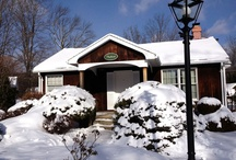 Winter Wonderland at the Crescent Lodge / ki and Stay Packages are available! 