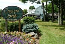 Crescent Lodge and Summer / Plan your summer getaway in Pocono Mountain. Stay with us at the Crescent Lodge located in the heart of Pocono Mountains. We offer the best summer deals.
