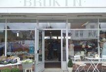 Brukt'n my store / Dette er min bruktbutikk Framnesv 23 i Sandefjord Norge.