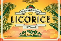 All Natural Hawaiian Licorice / Our delicious licorice treat infuses gourmet traditions with the delightfully fresh taste of the Hawaiian Islands.  Order yours today by visiting: http://kck.st/1V3Zjn1
