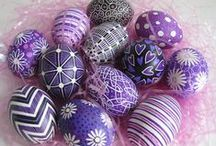 Easter Creation - Get inspired / Easter egg and home decoration