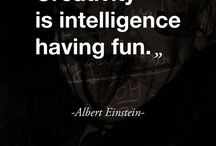 Albert Einstein quote / Imagination