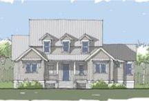 Seabrook Breeze Home Plan / Coastal Cottage Home Plan