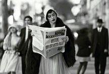 La France Retro Noir & Blanc