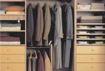 Build-in closet