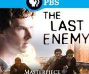 "(2008) The Last Enemy / Cumberbatch starred in the 2008 miniseries thriller ""The Last Enemy."" (Box TV/BBC/PBS)"