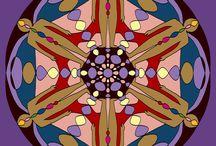 Mandala / Mandala fatti da me