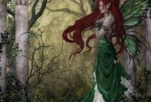 Gothic, Dark & Faerie