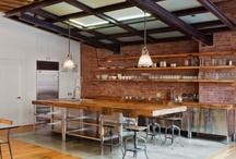 {industrial} kitchen / one day...