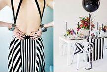 {monochrome} wedding / black | white | monochrome | wedding inspiration | wedding invitations | wedding stationery