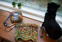 My Crafts / A collection of knitting, crochet or sewing projects I have completed.