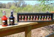 Sauces, Rubs & Pellets / Louisiana Grills Sauces, Rubs and Pellets