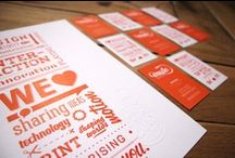 WORK / BRANDING / Branding, identity, print... a bit of our work!