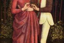 Paintings, Manuscripts, Tapestries etc / 1435-1485.