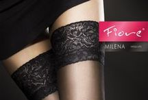 FIORE OBSESSION stockings, tights and bodystocking / Sexy and sensuous collection of stockings, tights and bodystocking.