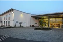 Holiday Inn Winchester / A fantastic contemporary venue in the middle of the gorgeous Hampshire countryside.
