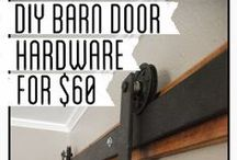 Interior Door Idea Board / Want a fresh look for your home?  Replace your doors to start!!!