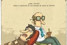 Humor en Redes Sociales / El humor también llega a las redes sociales.