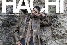 Fabio Mancini covers / the best Fabio Mancini's Magazine covers.