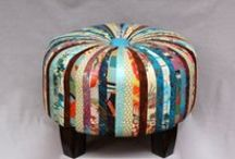 upcycled furniture and housewares / reused and repurposed items for your home