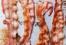 Bacon Everything / We have a special word for people who don't like bacon: Crazy.