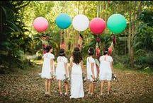 balloon. / beautiful balloons | photo backdrops | aisle backdrops | ceremony backdrops |  wedding inspiration | wedding decor