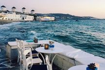 Mykonos-Santorini