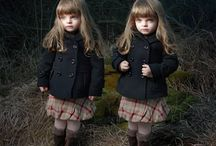 Jumeaux Jumelles dans l'histoire de la Photographie