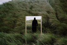 Le miroir dans la Photographie