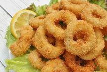 Recipes - Fish & seafood