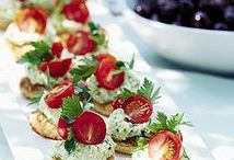 Recipes - Platter ideas