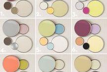 Ideas - Colour palettes
