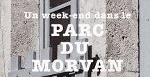 Parc du Morvan / A seulement 3h de Paris, direction la Bourgogne, dans le parc naturel régional du Morvan pour découvrir cette région de France si jolie.