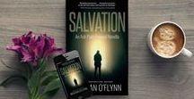 Salvation: An Ash Park Prequel Novella / The bestselling Ash Park series starts here! Get your copy of Salvation: An Ash Park Prequel Novella now: http://meghanoflynn.com/book/salvation-an-ash-park-prequel-novella/  #crimethrillers, #psychologicalsuspense, #bestsellingbooks